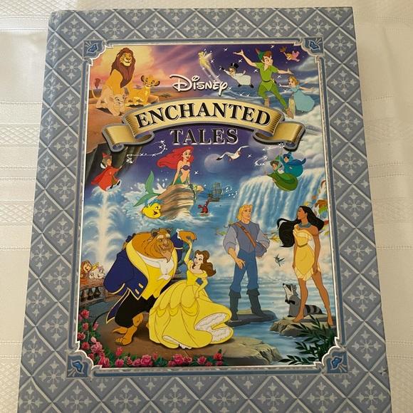 Disney Enchanted Tales Book